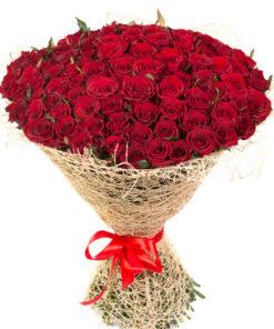 Buy 101 Red Roses
